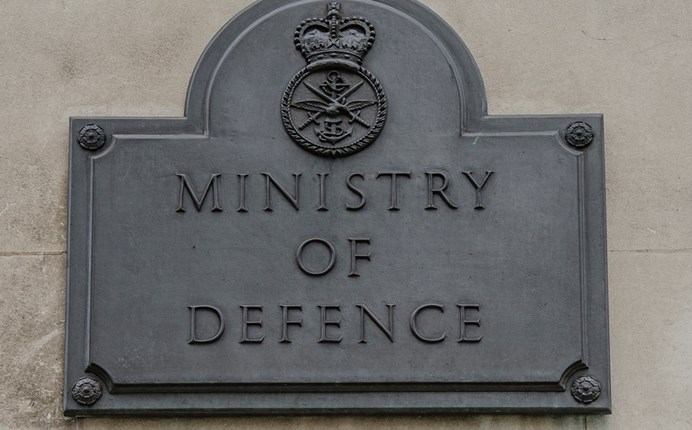 Working with the MoD to Support the UK's CONTEST Strategy in Counter-Terrorism