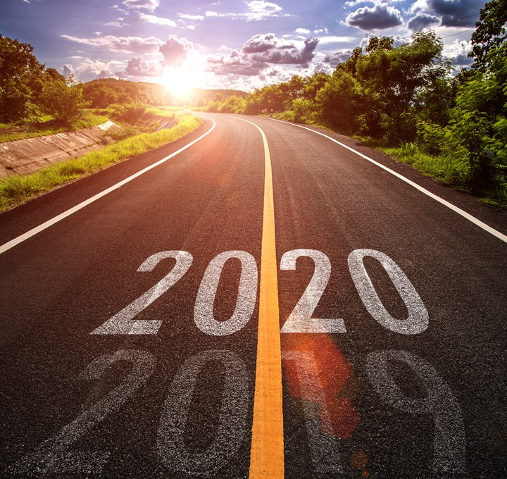 Aspiration Images, Stock Photos & Vectors   Shutterstock  2020 The Road Ahead